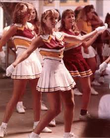 Vintage Retro Cheerleaders