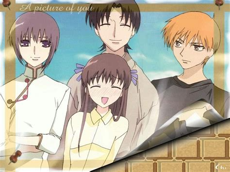 Fruit Basket Anime Wallpaper - fruits basket wallpapers wallpaper cave