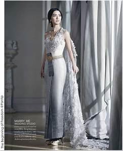 300 best thai wedding dress images on pinterest thai With thailand wedding dress