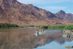 Orange River 4 Day Trips - Felix Unite River Adventures