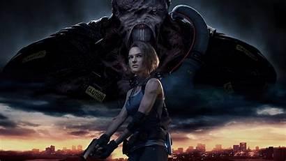 Resident Evil Remake 4k Wallpapers Background Jill