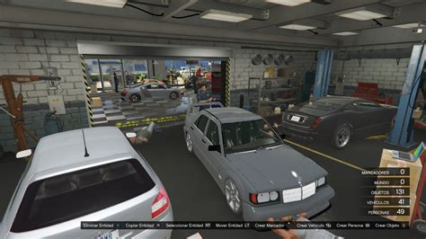 Gta 5 Garage by Simeon New Car Garage Gta5 Mods