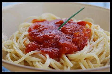 recette 233 e des pates a la sauce tomate tunisienne juste1kif