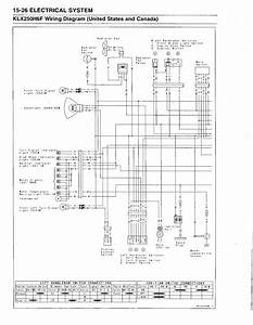 2012 Klx250s Wiring Diagram Motorcycle
