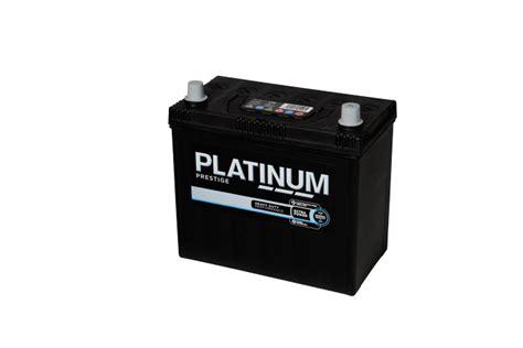 Platinum 158e Heavy Duty 45 Amp Car Battery Type 158