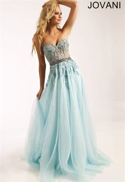 light blue prom dress beautiful light blue prom dresses 2015 by jovani prom