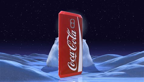 coca cola smartphone rendered by jonathan gustafsson