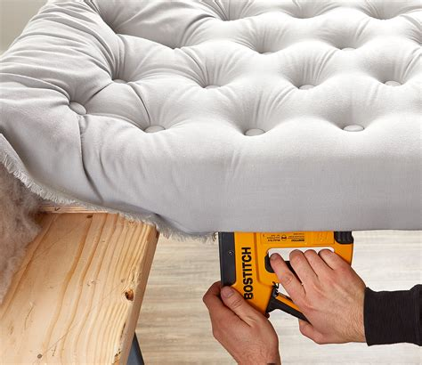 How To Make A Diy Tufted Headboard Better Homes Gardens