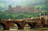 Heidelberg — picturesque city in Baden-Württemberg, home ...