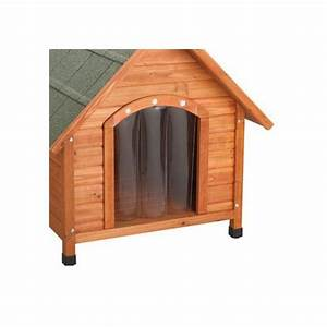ware premium plus a frame dog house door flap petco With ware premium dog house