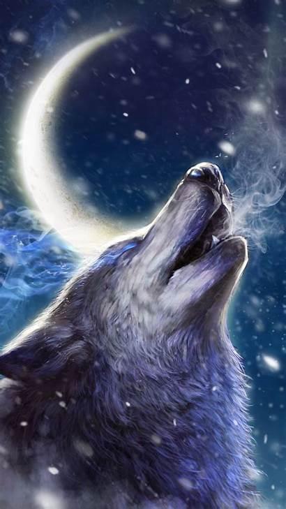 Wolf Wallpapers Lobo Howling Lobos Howl Wolves