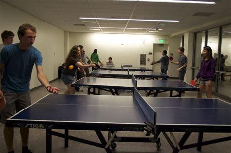 table tennis  hub