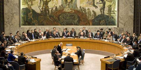 le siege de l onu les détails de la réunion du conseil de sécurité