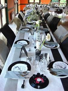 Deco Table 18 Ans : decoration table anniversaire 18 ans garcon ~ Dallasstarsshop.com Idées de Décoration