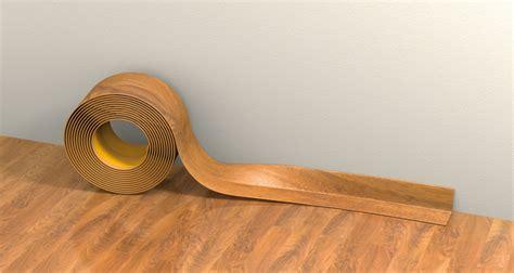 self adhesive cabinet edging tape pvc flexible skirting board self adhesive 5 meter