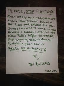 14, Hilarious, Notes, Left, By, Neighbors, That, Will, Make, You