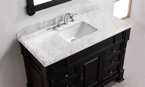 Bathroom Vanity Tops: DIY Solution for Bath Counters
