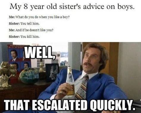 Boy That Escalated Quickly Meme - the best of quot well that escalated quickly quot 24 pics