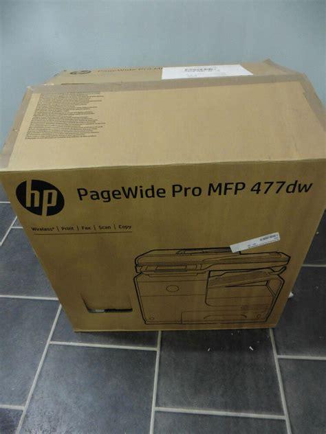 Die verfügbaren drucker werden in diesem fenster nicht angezeigt? HP PageWide Pro 477dw Farbe Tintenstrahl - Faxgerät / Kopierer / Drucker / Scann | eBay