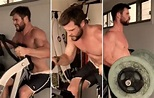 This Is What Chris Hemsworth's Insane Workout Looks Like ...