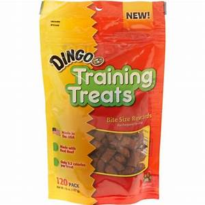 Dingo Dog Training Treats 120-Pack | Academy