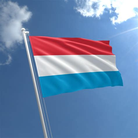 Luxembourg Flag | Buy Flag of Luxembourg | The Flag Shop