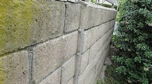Prix D Un Mur En Parpaing : prix d 39 un mur de soutement co t de construction ~ Dailycaller-alerts.com Idées de Décoration