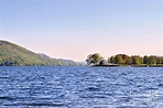 Coniston Water The Lake District Cumbria England Uk ...