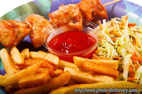 cuisine definition fast food definition