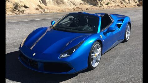 Over 2 users have reviewed 488 spider on basis of features, mileage, seating. Ferrari 488 Spider - One Take - YouTube