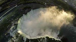 Stunning aerial flyover of niagara falls in a quad copter for Stunning aerial flyover of niagara falls in a quad copter