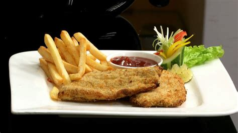 fish fryer air recipe recipes fried chips cooking cook airfryer philips vahchef ingredients crumb direction