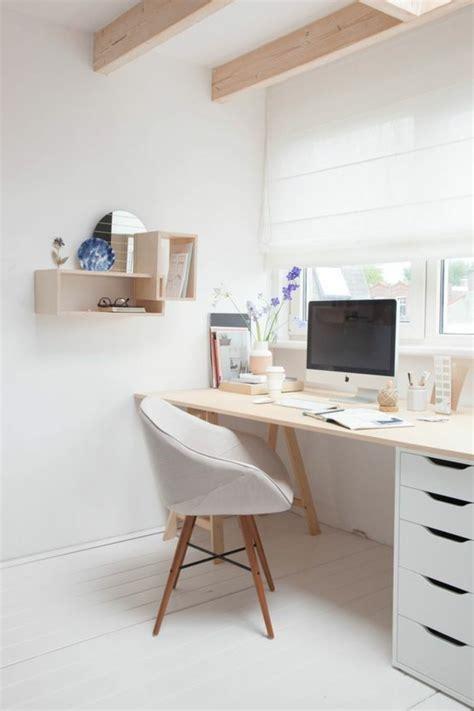 bureau moderne ikea le mobilier de bureau contemporain 59 photos inspirantes