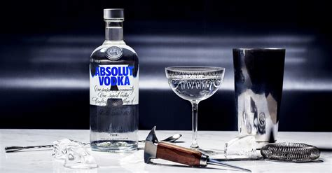 10 Things You Should Know About Absolut Vodka