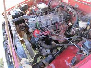Find Used 1986 Toyota Pickup Truck 4wd 22r Carb Engine M  T