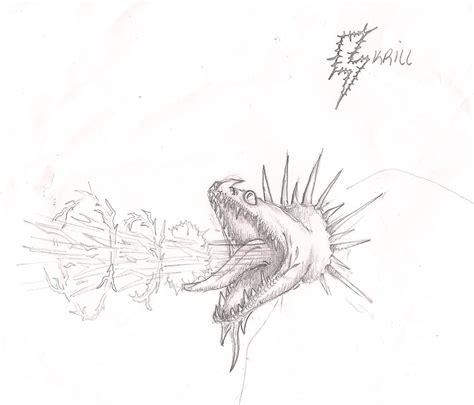 Skrill Dragon Drawing Wwwimgkidcom The Image Kid Has It