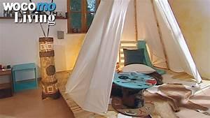 Zelt Selber Bauen : tipi zelt f rs wohnzimmer bauen tapetenwechsel br staffel 9 folge 5 youtube ~ Eleganceandgraceweddings.com Haus und Dekorationen
