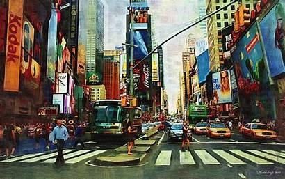 York Square Times 1080p Wallpapers Desktop Theme
