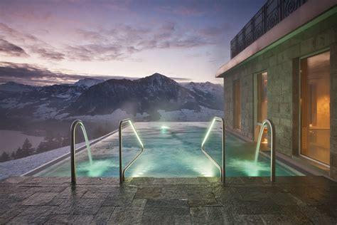 schweiz hotel villa honegg other ski resorts will pale in comparison after seeing