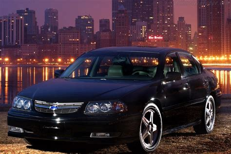 chevrolet impala ss images specifications  information