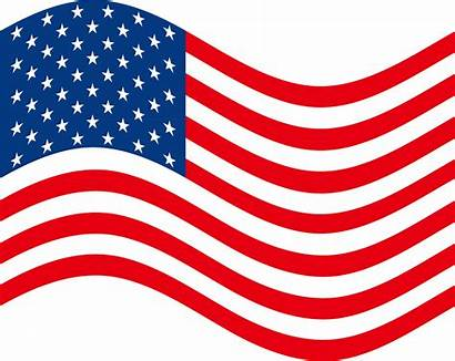 Flag American Clipart Transparent United States Clip