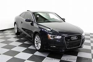 2015 Used Audi A5 Certified A5 2 0t Quattro Awd 6 Speed