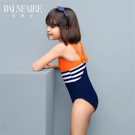 van der ann childrens swimsuit girl   professional