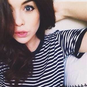 Shirt: stripes, black, acacia brinley, white, t-shirt ...