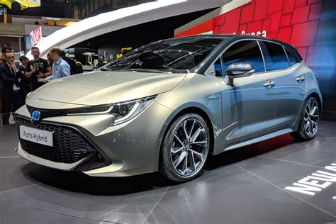 Toyota Corolla Hatch And Estate Prices And Full Uk Specs