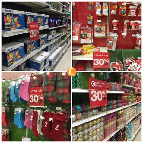 target after christmas sale discount schedule hours