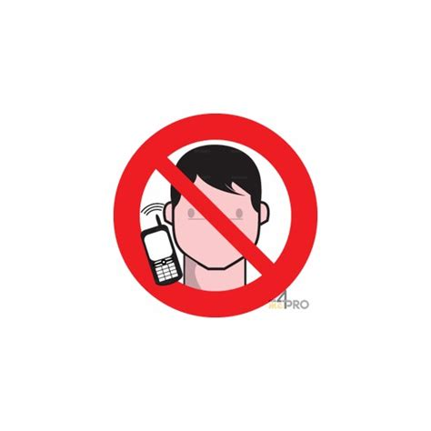 bureau controle batiment panneau téléphone portable interdit 4mepro