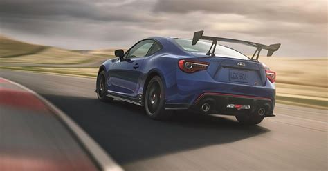 subaru brz 2018 subaru brz ts is ready for the track the torque report