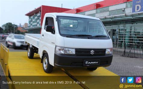 Modifikasi Suzuki Carry 2019 by Jajal Suzuki Carry Terbaru Di Iims 2019 Ini Pengakuan
