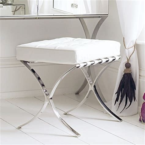 vanity table and stool sovana dressing table stool contemporary vanity stools